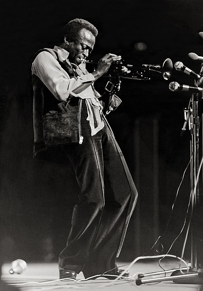 楽器「Miles Davis」:写真・画像(13)[壁紙.com]