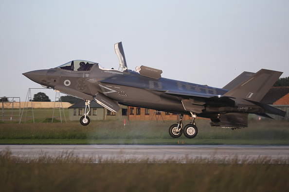 King's Lynn「F-35 Jets Arrive At RAF Marham」:写真・画像(15)[壁紙.com]