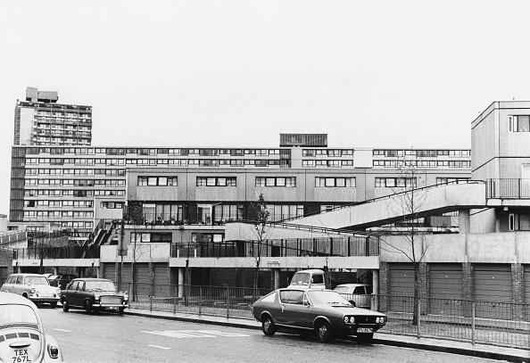 Housing Project「Aylesbury Estate」:写真・画像(1)[壁紙.com]