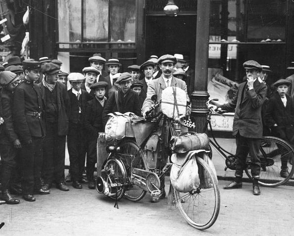 Land Vehicle「Early Motorcycle」:写真・画像(19)[壁紙.com]