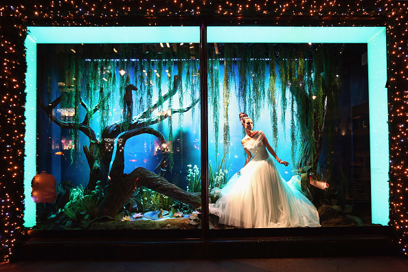 Christmas「London's Department Stores And Their Christmas Windows」:写真・画像(11)[壁紙.com]
