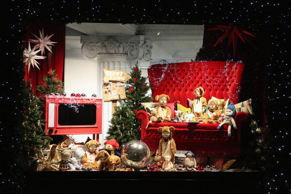 Christmas「London's Department Stores And Their Christmas Windows」:写真・画像(15)[壁紙.com]