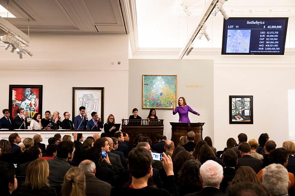 アート「Impressionist Auction At Sotheby's London」:写真・画像(15)[壁紙.com]
