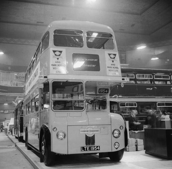 Earls Court「Routemaster On Show」:写真・画像(2)[壁紙.com]