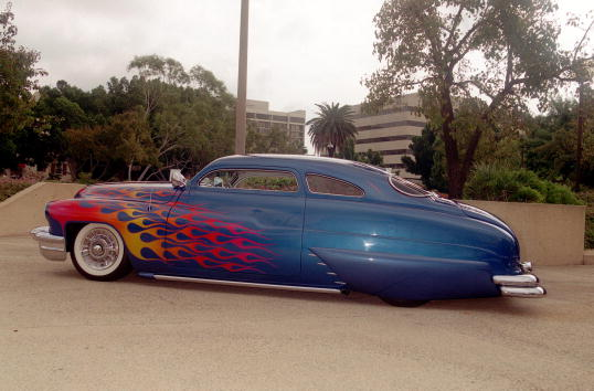 Hot Rod Car「George Barris Halloween Bash 2000 Car Show」:写真・画像(10)[壁紙.com]