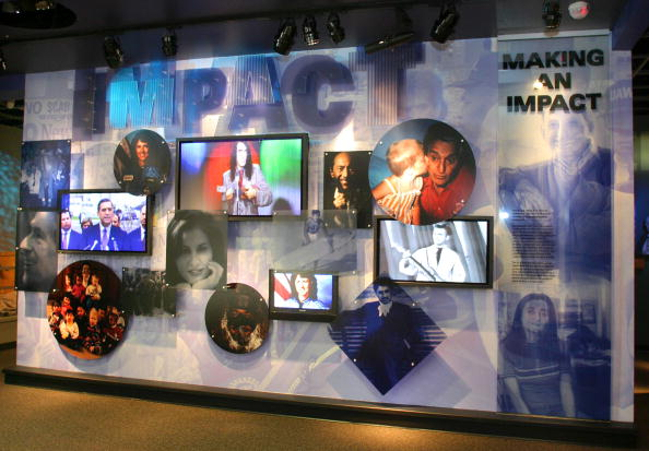 Middle Eastern Ethnicity「Arab American Museum Opens In Dearborn」:写真・画像(18)[壁紙.com]