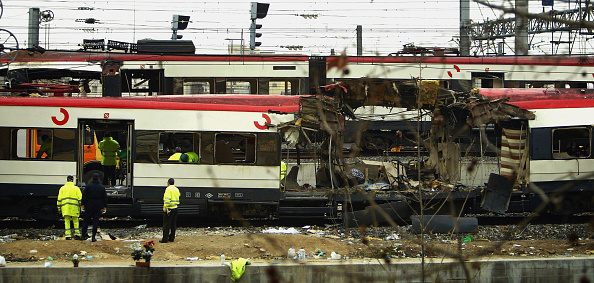 Madrid「Madrid Train Blasts Kill At Least 198」:写真・画像(15)[壁紙.com]