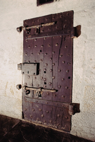 Single Object「Prison Door」:写真・画像(19)[壁紙.com]