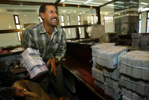 Sack「New Iraqi Currency Debuts」:写真・画像(18)[壁紙.com]