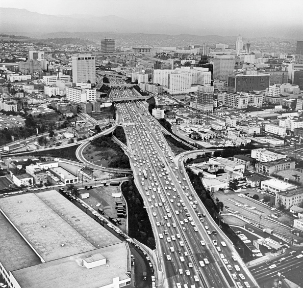 City Of Los Angeles「LA Freeway」:写真・画像(14)[壁紙.com]