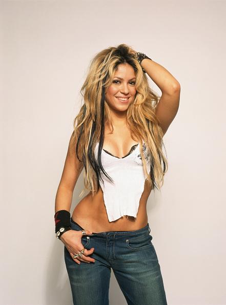 Studio Shot「Shakira」:写真・画像(5)[壁紙.com]