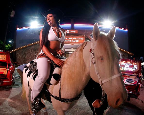 Southern USA「Spotify Celebrates Megan Thee Stallion's New Album」:写真・画像(11)[壁紙.com]