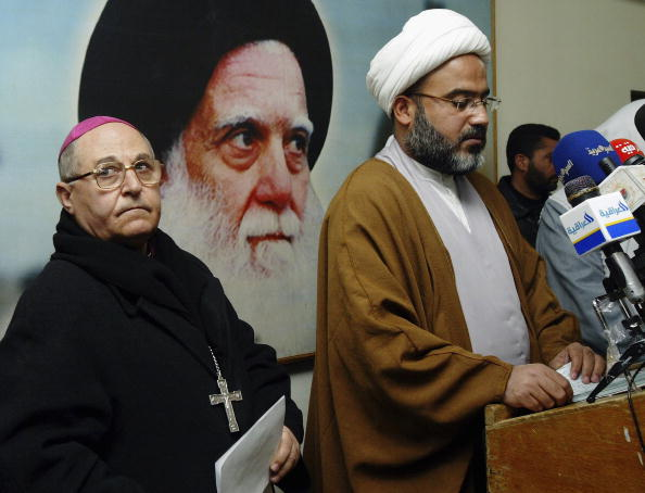 Muqtada Al-Sadr「Religious Clerics Condemn Danish Cartoon in Baghdad」:写真・画像(0)[壁紙.com]