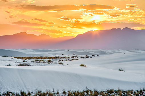 New Mexico「White Sands National Monument,New mexico,USA」:スマホ壁紙(17)