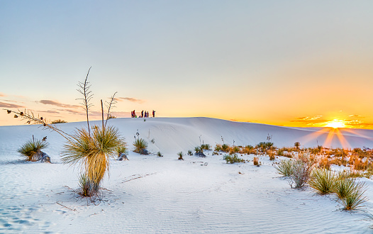 New Mexico「White Sands National Monument,New mexico,USA」:スマホ壁紙(6)