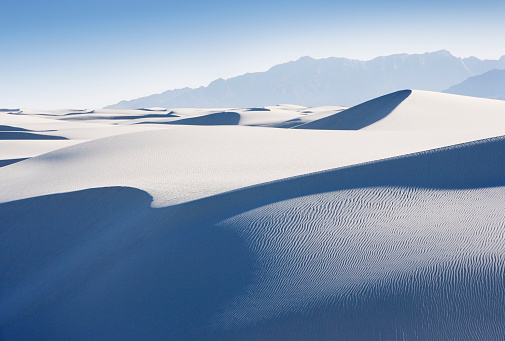 New Mexico「White Sands National Monument, New Mexico」:スマホ壁紙(8)