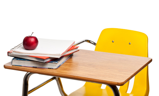 Tilt「School Desk」:スマホ壁紙(6)