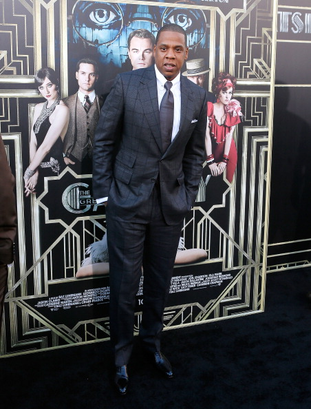 """Checked Suit「""""The Great Gatsby"""" World Premiere - Outside Arrivals」:写真・画像(7)[壁紙.com]"""