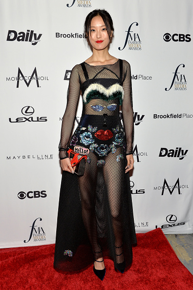 Pointed Toe「The Daily Front Row's 4th Annual Fashion Media Awards - Arrivals」:写真・画像(16)[壁紙.com]