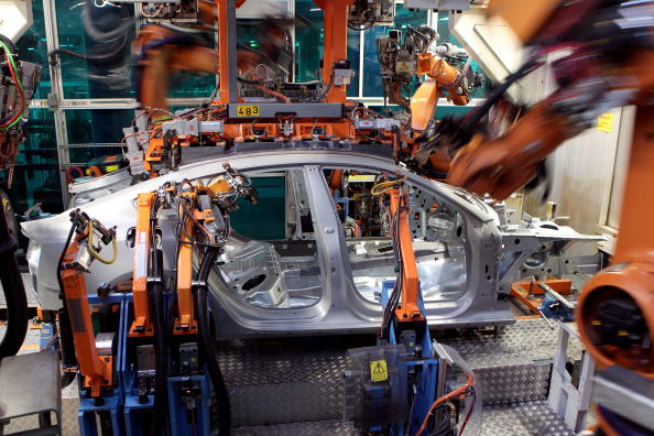 Ingolstadt「Audi Production Line Ahead Of Earnings」:写真・画像(18)[壁紙.com]