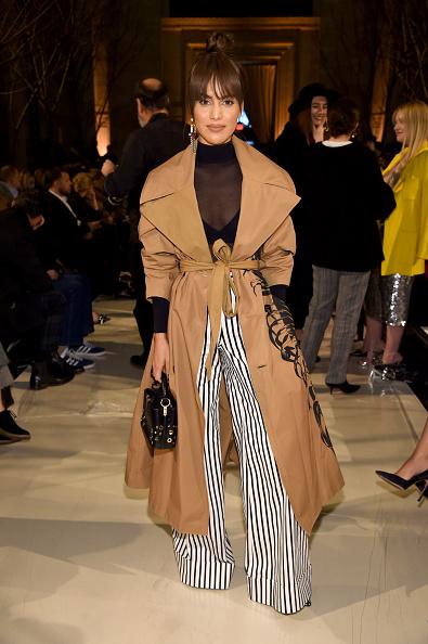 ニューヨークファッションウィーク「Oscar De La Renta - Front Row - February 2018 - New York Fashion Week」:写真・画像(5)[壁紙.com]