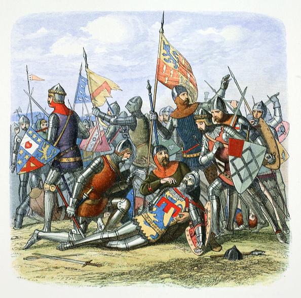 Battle「Death Of Harry Hotspur (Sir Henry Percy) Shrewsbury Shropshire 1403 (1864)」:写真・画像(19)[壁紙.com]