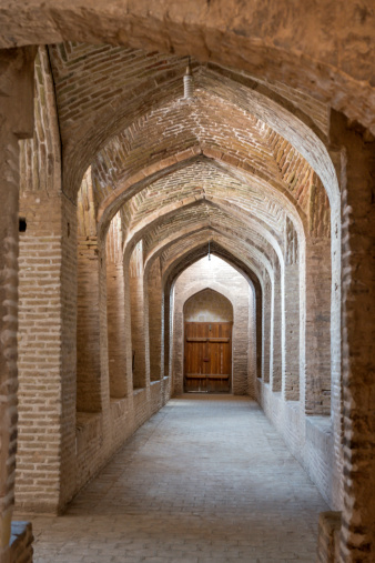 Iranian Culture「Masjidi Jemah Mosque at Ardestan, Esfahan Province」:スマホ壁紙(17)