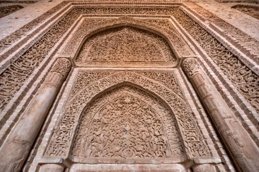 Iranian Culture「Masjidi Jemah Mosque at Ardestan, Esfahan Province」:スマホ壁紙(7)