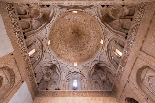 Iranian Culture「Masjidi Jemah Mosque at Ardestan, Esfahan Province」:スマホ壁紙(8)