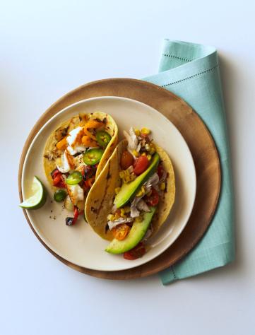 Tortilla - Flatbread「Chicken tacos」:スマホ壁紙(15)