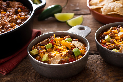 Chili Con Carne「Chicken Taco Soup」:スマホ壁紙(17)