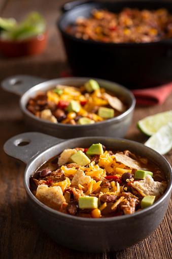 Chili Con Carne「Chicken Taco Soup」:スマホ壁紙(18)
