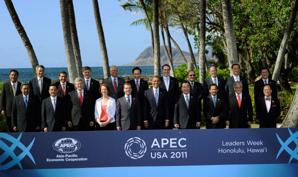 Lee Na「2011 APEC Summit Convenes In Hawaii」:写真・画像(1)[壁紙.com]