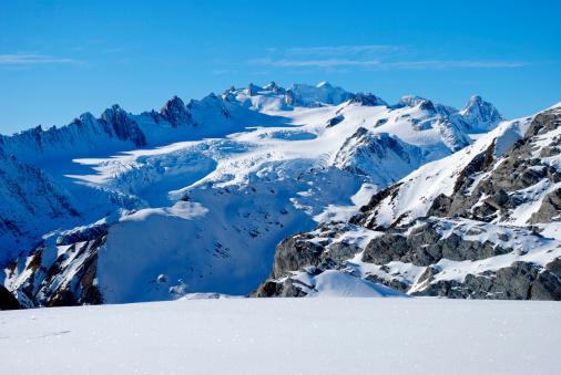 Franz Josef Glacier「Pure Snow, Mt Cook Ranges, New Zealand.」:スマホ壁紙(16)