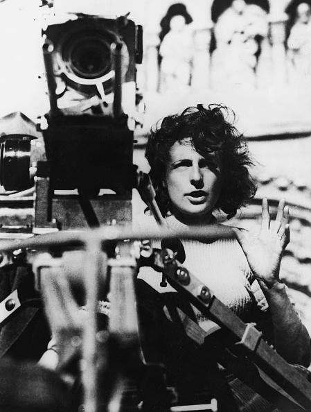 Film Director「Leni Riefenstahl」:写真・画像(9)[壁紙.com]