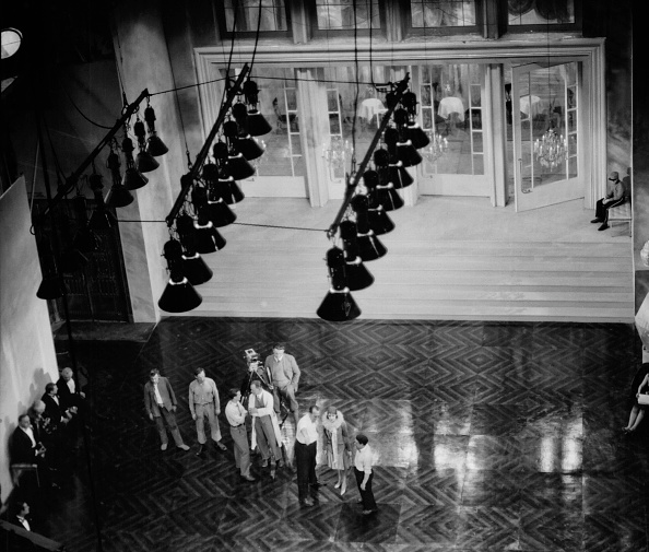 Lighting Equipment「Dietrich At UFA Studios」:写真・画像(5)[壁紙.com]