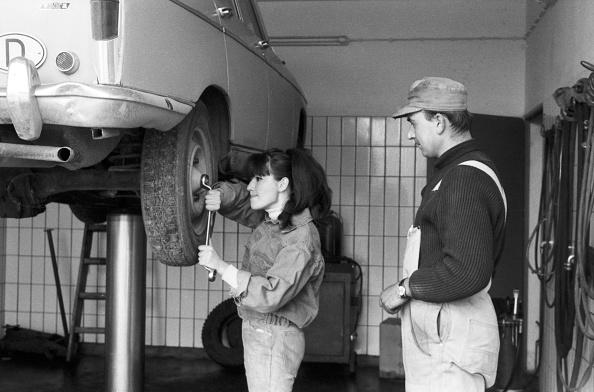 Mechanic「Margitta Scherr」:写真・画像(8)[壁紙.com]
