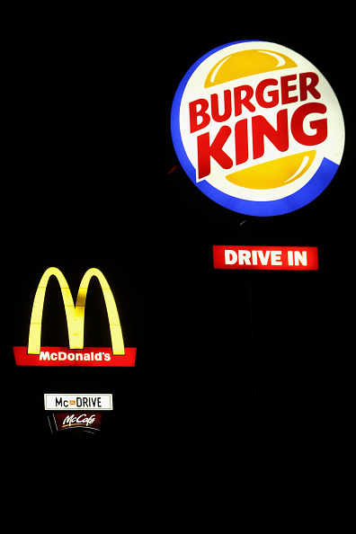 Fast Food「Fast Food Companies Battle For Clients」:写真・画像(2)[壁紙.com]