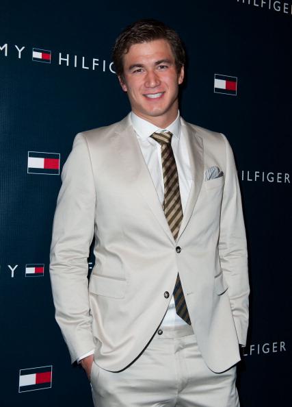 Nathan Adrian「Tommy Hilfiger LA Flagship  Opening - Arrivals」:写真・画像(7)[壁紙.com]
