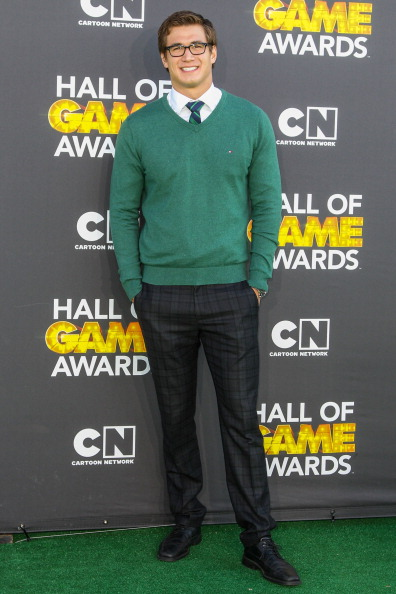 """Nathan Adrian「3rd Annual Cartoon Network's """"Hall Of Game"""" Awards - Arrivals」:写真・画像(13)[壁紙.com]"""