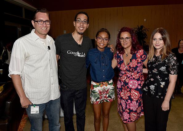 "Paley Center for Media - Los Angeles「The Paley Center For Media & Google Present ""Cracking the Code: Diversity, Hollywood & STEM"" At Google」:写真・画像(11)[壁紙.com]"