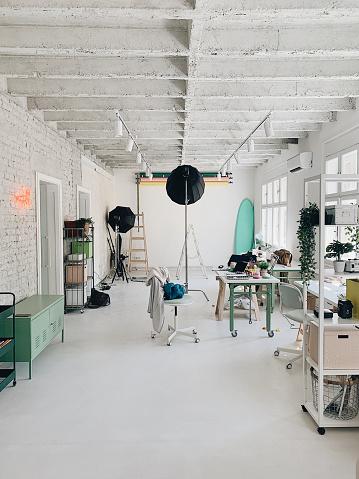 Stage Set「Photo studio」:スマホ壁紙(10)