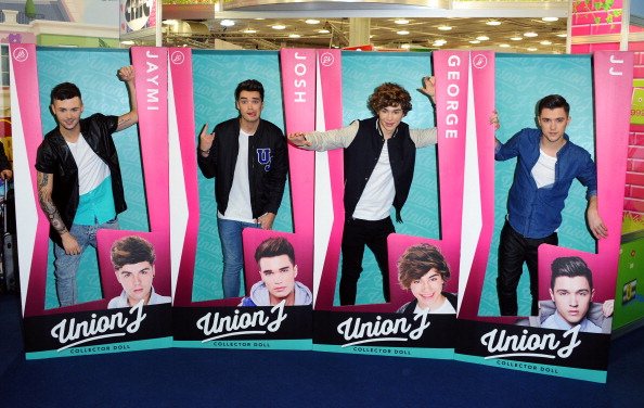Anthony Harvey「Union J Dolls - Launch Photocall」:写真・画像(15)[壁紙.com]