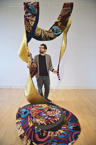 Rug「Britain's Largest Touring Art Show Comes To Edinburgh」:写真・画像(7)[壁紙.com]