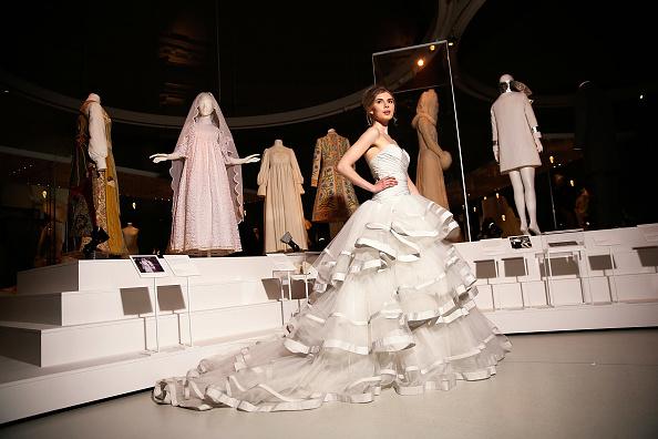 Wedding Dress「Wedding Dresses From 1775 -  2014 Go On Display At The V&A」:写真・画像(18)[壁紙.com]