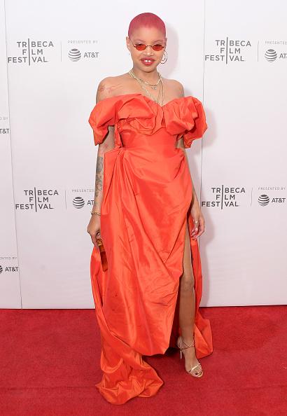 "Pink Hair「""Goldie"" - 2019 Tribeca Film Festival」:写真・画像(8)[壁紙.com]"
