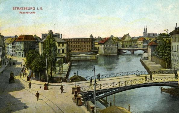 City Life「The Raven Bridge, Strasbourg」:写真・画像(16)[壁紙.com]