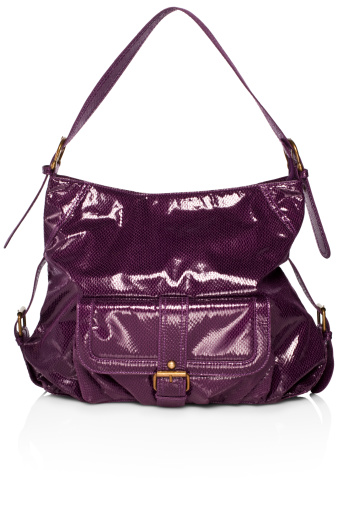 Clutch Bag「Large imitation animal skin leather bag」:スマホ壁紙(17)