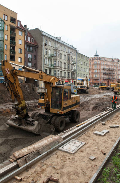 EU funded reconstruction of the north-south cross-town tram line and upgrading of streets, Wroclaw, Poland:ニュース(壁紙.com)