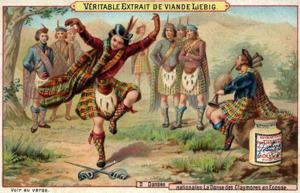 スコットランド文化「The Scottish claymore dance」:写真・画像(14)[壁紙.com]